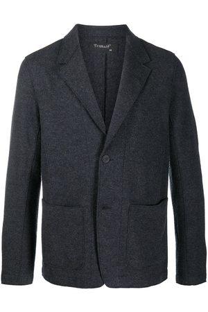 TRANSIT Single-breasted wool blazer - Grey