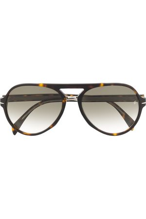 Eyewear by David Beckham Round - Round-frame sunglasses