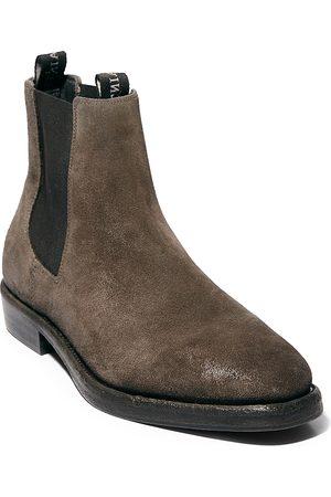 AllSaints Men Chelsea Boots - Men's Eli Pull On Chelsea Boots