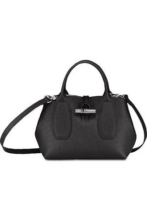 Longchamp Roseau Essential Large Leather Shoulder Tote