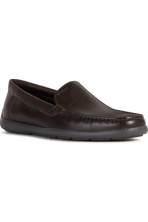 Geox Men's Devan Leather Moccasins