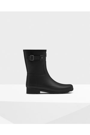 Hunter Women's Refined Slim Fit Short Rain Boots