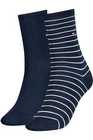 Tommy Hilfiger Small Stripe Classic 2 Pack EU 35-38 Midnight