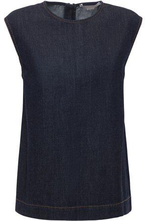 Stella McCartney Sleeveless Cotton Top