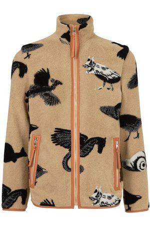 Loewe Fleece Jacquard jacket