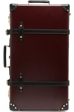 "Globe Trotter - Centenary 30"" Suitcase - Mens - Burgundy"