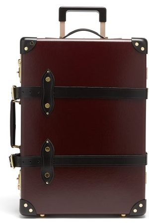 "Globe Trotter - Centenary 20"" Cabin Suitcase - Mens - Burgundy"