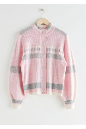& OTHER STORIES Relaxed Ribbed Cardigan