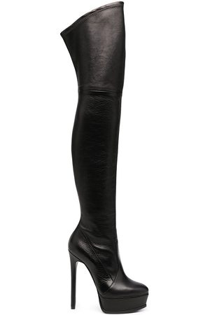 Casadei Women Thigh High Boots - Over the knee boots