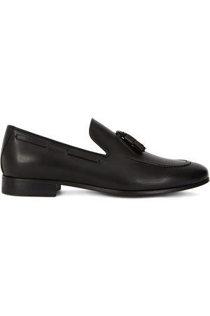 Giuseppe Zanotti Thymus leather loafers
