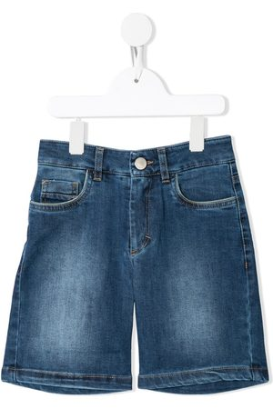 Alviero Martini Kids Denim shorts