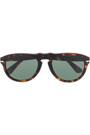Persol Tortoiseshell-effect tinted sunglasses