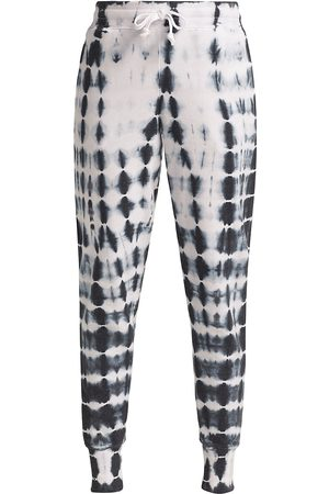 Generation Love Women's Courtney Tie-Dye Sweatpants - - Size Medium