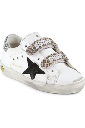 Golden Goose Baby's & Little Girl's Old School Star Sneakers - - Size 27 EU (10 Toddler US)
