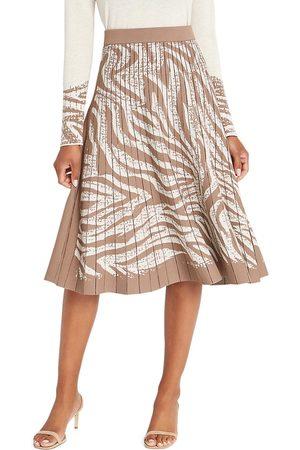 NIC+ZOE Women's Show Your Stripes Skirt - - Size XXL