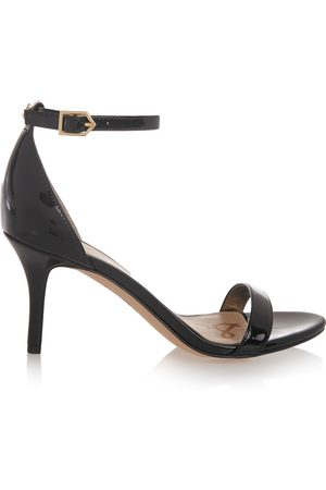 Sam Edelman Woman Patti Faux Patent-leather Sandals Size 11
