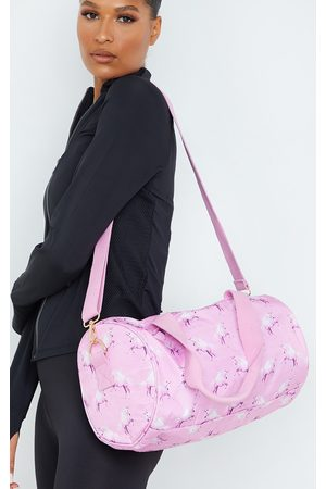 PRETTYLITTLETHING Women Purses - Unicorn Gym Bag