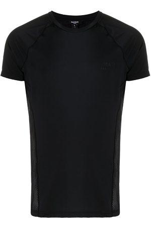 Balmain Men T-shirts - Logo print T-shirt
