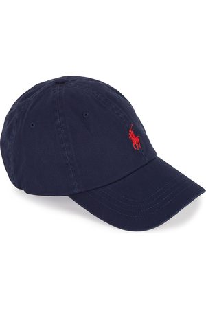 Polo Ralph Lauren Navy embroidered twill cap
