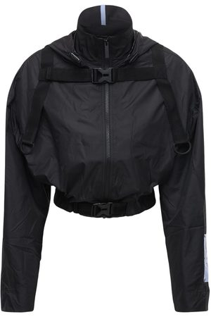 McQ Foam Lightweight Nylon Jacket