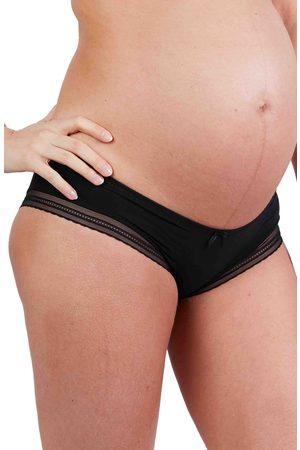 Cache Coeur Women's Milk Seamless Low Waist Maternity Briefs