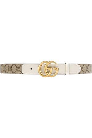 Gucci GG Marmont belt - Neutrals