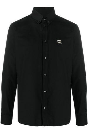 Karl Lagerfeld Ikonik Oxford shirt