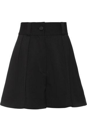 Miu Miu High waisted tailored shorts