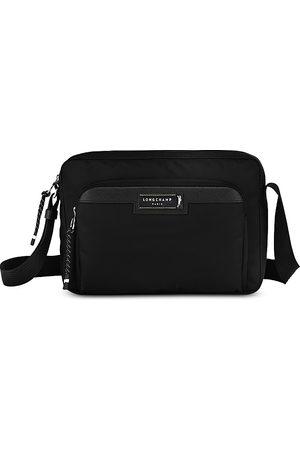 Longchamp Green District Messenger Bag