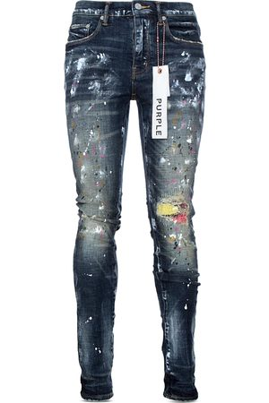 Purple Brand P001 Slim Fit Jeans in Multicolor Stitch Repair