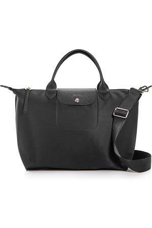 Longchamp Le Pliage Neo Medium Nylon Shoulder Bag