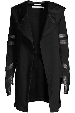 Blanc Noir Women's Maitri Traveler Jacket - - Size Medium