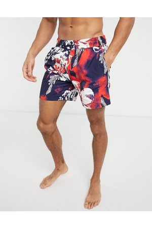 adidas Festivo swim trunks in navy