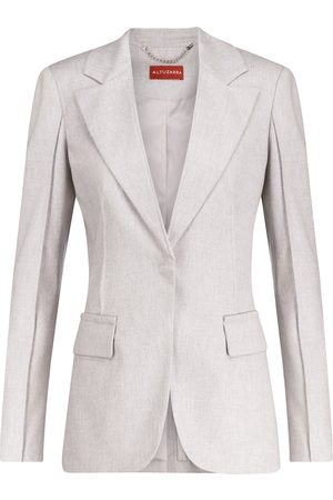 Altuzarra Shira single-breasted blazer