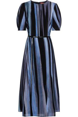Altuzarra Gorman printed silk midi dress