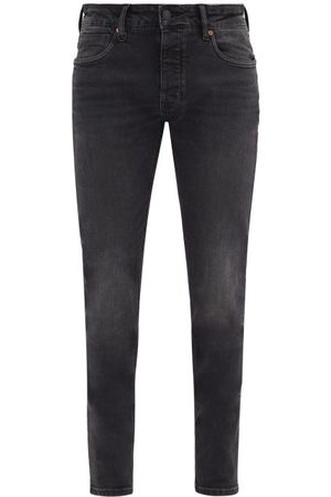 NEUW Lou Slim-leg Jeans - Mens - Grey