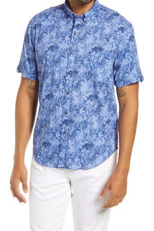 Tommy Bahama Men's Jungle Shade Short Sleeve Button-Up Shirt