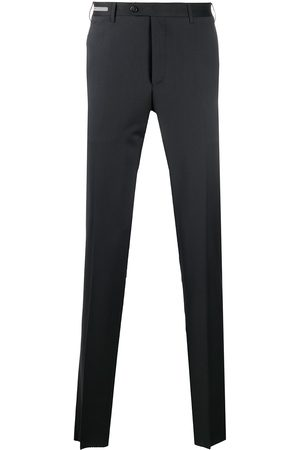 corneliani Slim fit tailored trousers