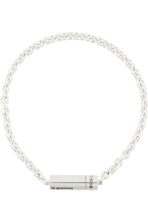 Le Gramme Bracelets - 9g polished chain cable bracelet