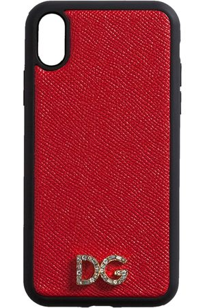 Dolce & Gabbana Two-tone logo plaque iPhone case