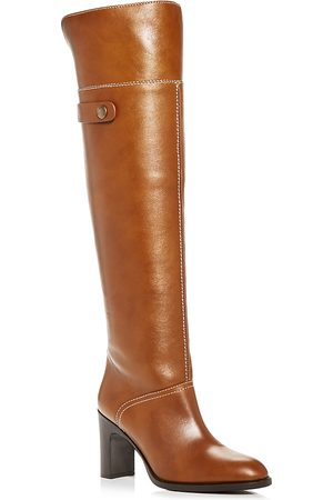 See by Chloé Women's Annia Over The Knee High Heel Boots