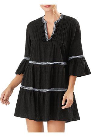 Tommy Bahama Women Dresses - Jacquard Tiered Dress