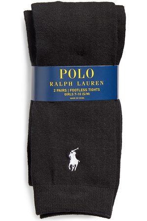 Ralph Lauren Knit Footless Tights - - Size 4-6X