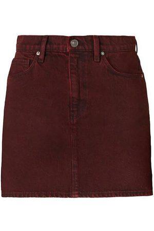 Hudson Women's The Viper Denim Mini Skirt - - Size 32 (0)
