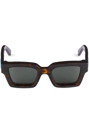 OFF-WHITE Men's 50MM Square Sunglasses