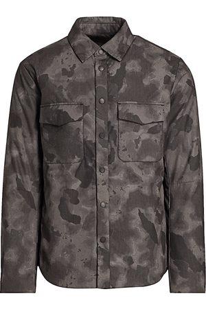 RAG&BONE Women's Camo M42 Jack Shirt Jacket - - Size Large