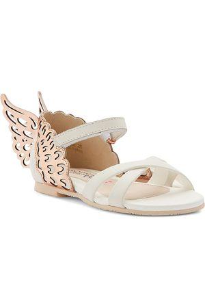 SOPHIA WEBSTER Baby's & Little Girl's Evangeline Leather Wing Sandals - - Size 6-12 Months