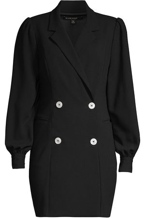 Black Halo Women's Olympia Blazer Mini Dress - - Size 0