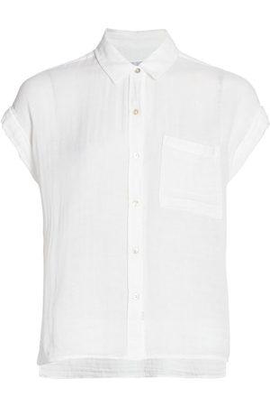 Rails Women's Whitney Button-Down Shirt - - Size Large
