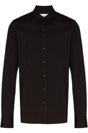 Bottega Veneta Button-up long-sleeve shirt